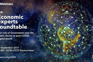 """8th ECONOMIC EXPERTS ROUNDTABLE """"The role of Government and the Public Sector in post-COVID-19 digital world"""""""