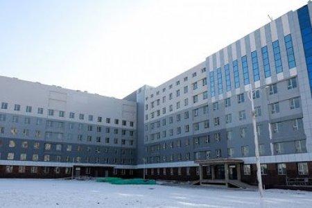 Монголын хоёр дахь Эх хүүхдийн эрүүл мэндийн үндэсний төвийн нээлт болж байна