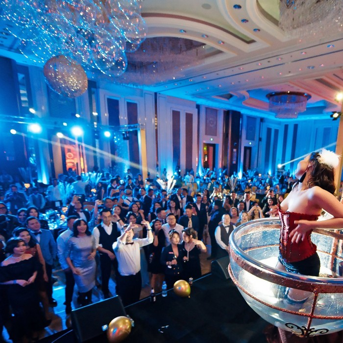 JCI Mongolia шинэ жил