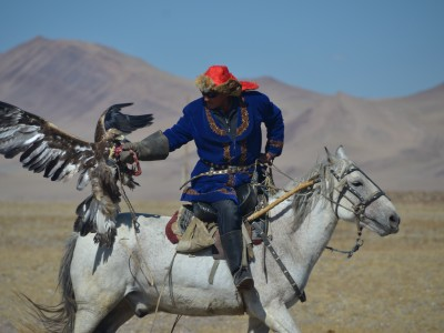 Golden Eagle Hunting Festival & Altai Tavan Bogd Massiff for 10 days