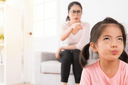 Хүүхдүүд эцэг эхийнхээ өөдөөс тайлбар тавьсан, зөрүүдэлсэн тохиолдолд яах вэ?