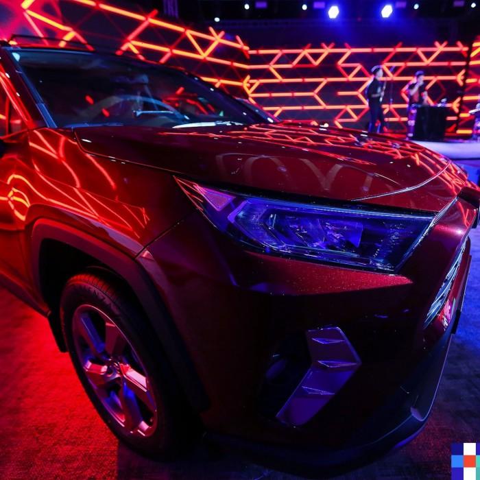 Шинэчлэгдсэн #RAV4 автомашины нээлт