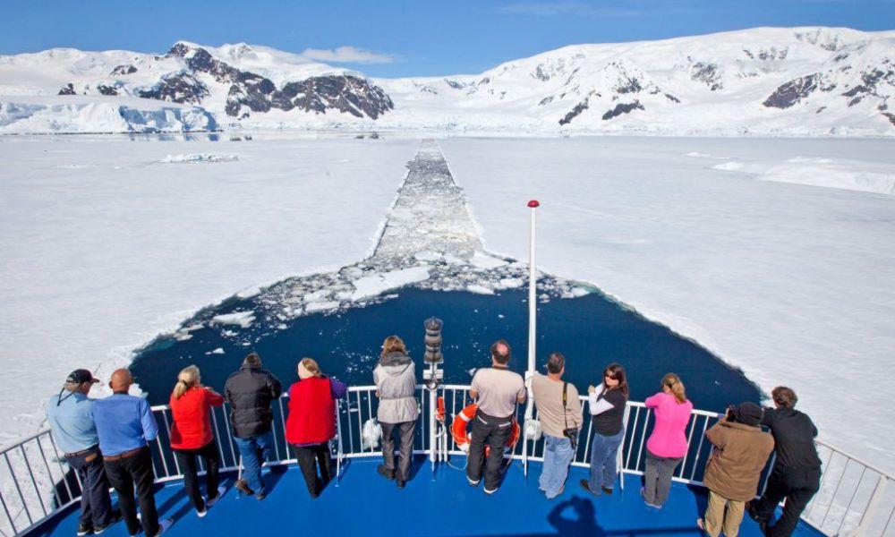 <strong>Мэргэшил</strong><br>Арктик дахь байгаль орчны эрсдлийн менежмент (сүлжээ)