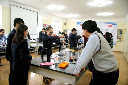 Ерөнхий боловсролын сургуульд кабинет, лаборатори байгуулах ШИНЭ ЖУРАМ
