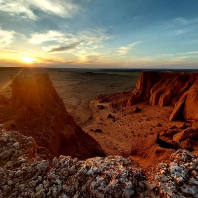 Terelj and Gobi desert tour
