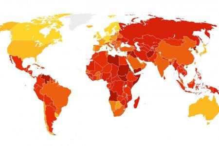 Монгол Улс авлигын индексээр 103 дугаарт жагслаа