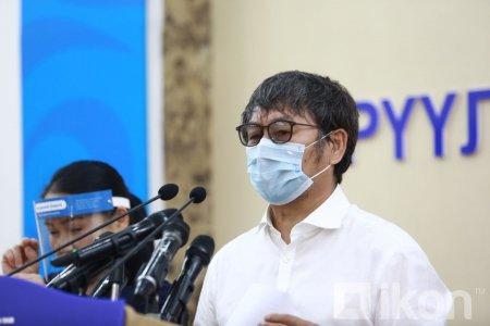 Д.Нямхүү: Өчигдөр 217 хүнд шинжилгээ хийхэд коронавирусийн халдвар илрээгүй