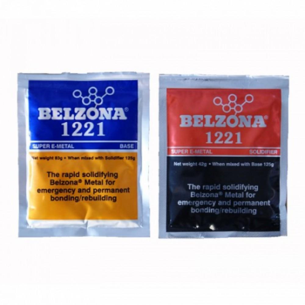 Belzona 1221 (Шуурхай засварын супер E-Метал)