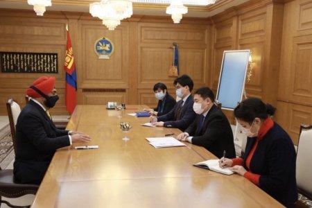 Монгол Улсын Засгийн газраас БНЭУ-д нэг сая ам.долларын хүмүүнлэгийн тусламж үзүүлнэ