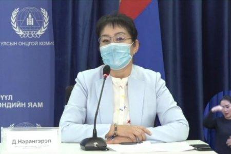 ЭМЯ: Ковид-19-өөр өвчилсөн хүний тоо өмнөх өдрөөс 21 -ээр нэмэгдлээ