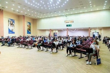 Уралын эдийн засгийн улсын их сургуулийн хичээлийн эхний 7 хоног