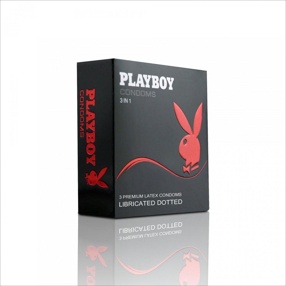 Бэлгэвч PlayBoy Товруутай, 3 ширхэгтэй