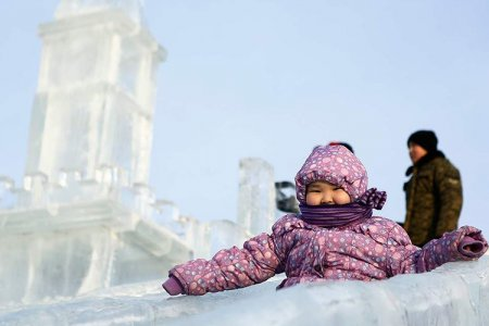 Д.Сүхбаатарын талбайд мөсөн хотхон байгуулах уралдаан зарлалаа