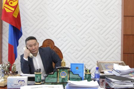 АНУ-ын Төрийн нарийн бичгийн дарга Майкл Помпео утсаар ярьж, Монгол Улсад хийх айлчлалаа хойшлуулах болсондоо хүлцэл өчлөө
