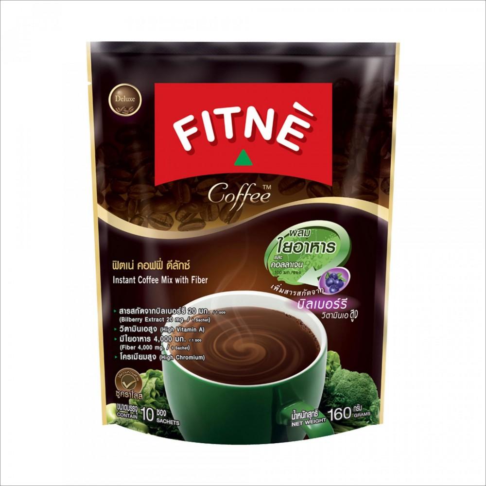 FITNE coffee Premium series with Fiber 160g №10