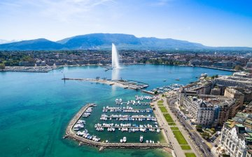 Женев, Швейцар