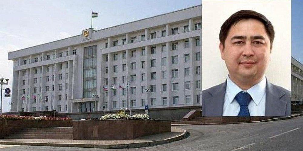 Башкирын улсын их сургуулийн төгсөгч Башкир улсын Засгийн газрын шадар сайд боллоо