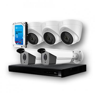Хяналтын камерны багц: 5 камертай