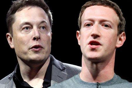 Илон Маск компанийхаа Фэйсбүүк хуудсуудыг устгажээ