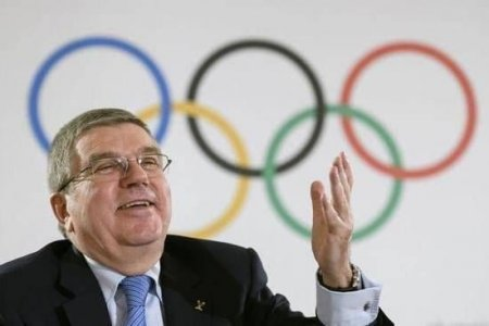 """Томас Бах: Токиогийн олимпод """"В төлөвлөгөө"""" байхгүй"""