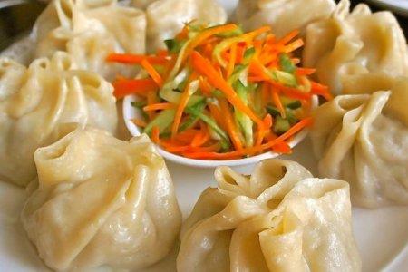 was isst man in der Mongolei?