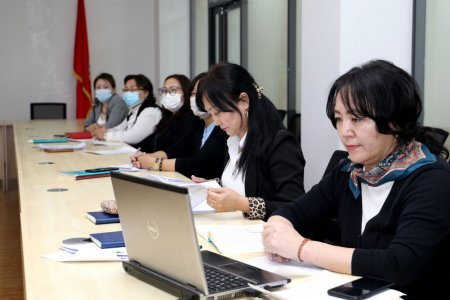 The registration officers of the diplomatic missions took part in the online training