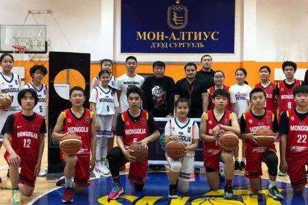 Монголчууд бүтэн багаараа FIBA U15 SKILLS CHALLENGE-ийн дэлхийн аваргад өрсөлдөх эрхээ авлаа
