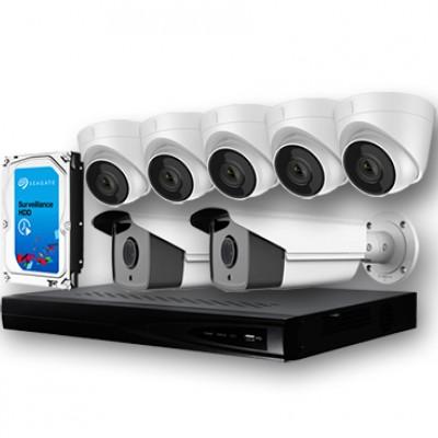 Хяналтын камерны багц: 7 камертай
