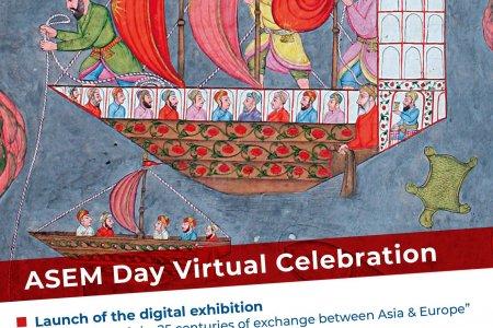 АСЕМ-ын өдөрт зориулсан дижитал үзэсгэлэнд Монголын Үндэсний музей оролцож байна.