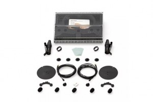 Stereo lavalier kit with accessories SMK4061