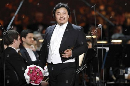 E.Amartuvshin nominated for international opera award