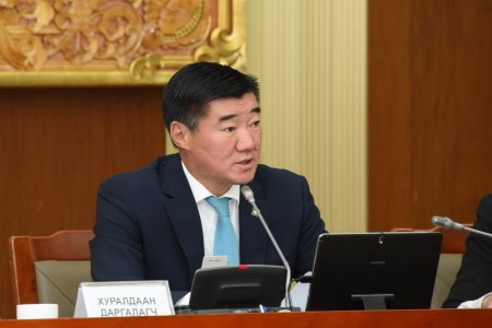 ТББХ: Улсын Их Хурлын тогтоолын төслийн анхны хэлэлцүүлгийг хийв