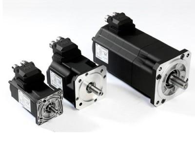 Servo converters and servo motors