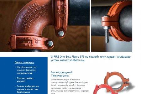 Шинэ бүтээгдэхүүний танилцуулга – Johnson Controls Inc - Grinnell