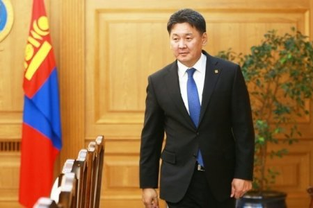 У.Хүрэлсүхийг Монгол Улсын 31 дэх Ерөнхий сайдаар томиллоо