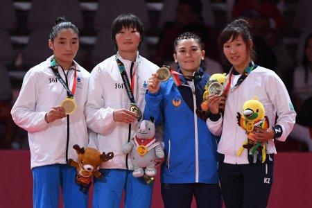 Самбочид иж бүрэн медальтай Азийн наадмыг өндөрлөлөө