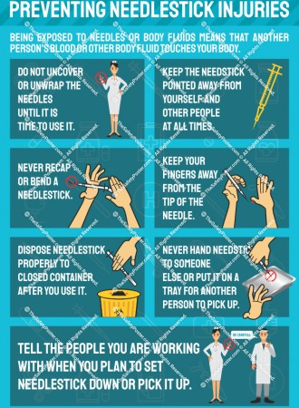 Preventing needlestick injuries