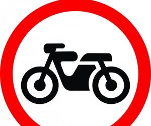 Мотоциклын хөдөлгөөн хориотой - 2.5