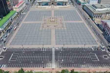 Сүхбаатарын талбайн урд талын цэцэрлэгт хүрээлэнг 3.2 тэрбум төгрөгөөр тохижуулна