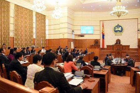Парламентын ардчиллыг төлөвшүүлж, ард түмний засаглах эрхийг хангах асуудлыг хэлэлцэж байна