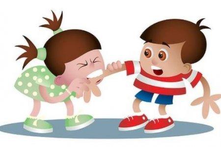 Хүүхэд тань хүүхэд хазах, майжих асуудал гараад байна уу?