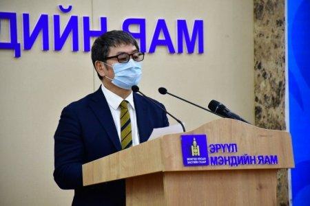 Д.Нямхүү: Сүүлийн 3 хоногт 11 хүнээс коронавирус илэрлээ