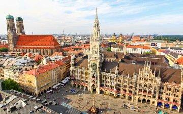 Мюнхен, Герман