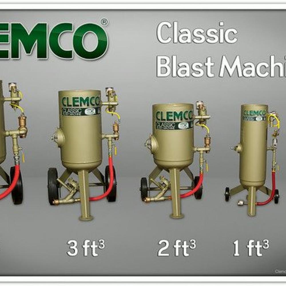 Clemco - Classic Blast Machines
