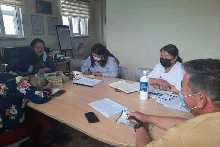 Эрүүл мэндийн газрын Удирдлагын зөвлөлийн хурал хуралдав.