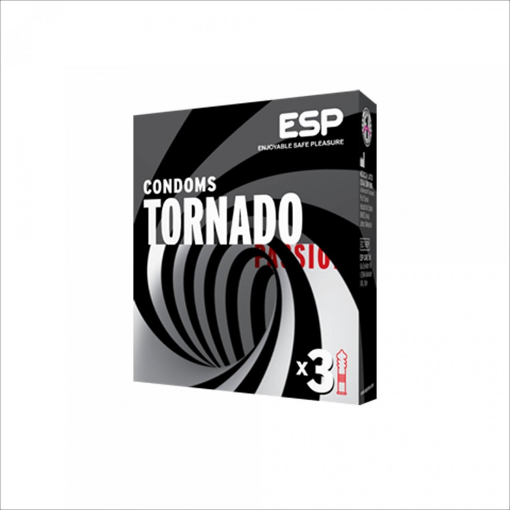 Бэлгэвч TORNADO passion 3's 4185 ESP