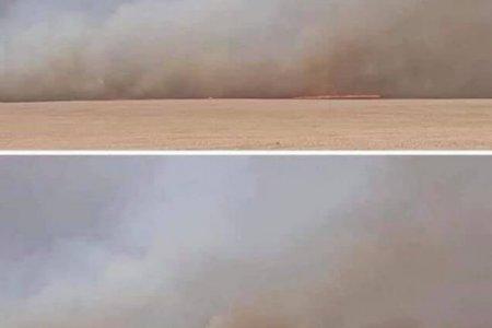 Сүхбаатар аймагт гарсан түймрийг унтраахаар ажиллаж байна