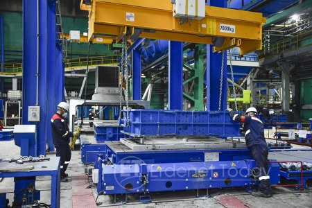 Эрдэнэт үйлдвэрийн Засвар механикийн завод хаягдалгүй үйлдвэрлэл бий болгоно