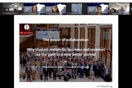 """АЗИЙН ОРНУУДЫН ШИНЭ ХЭВИЙН НӨХЦӨЛ БАЙДАЛ ДАХЬ КЛАСТЕРУУД"""" сэдэвт олон улсын хурал, веб семинар амжилттай боллоо"""