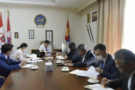 Монгол Улсад Байнгын ажиллагаатай парламент байгуулагдсаны 30 жилийн ойн хүрээнд хийх ажлын талаар хэлэлцлээ
